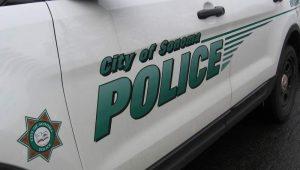 Sonoma Police Car
