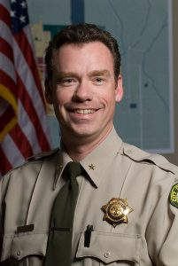 Bret Sacket, Police Chief