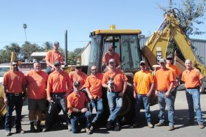 Public Works Maintenance Crew