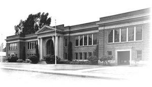 Sonoma Community Center Historic Photo