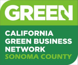 Sonoma County Green Business logo