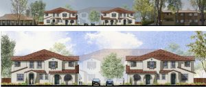 Oliva Apartments rendering