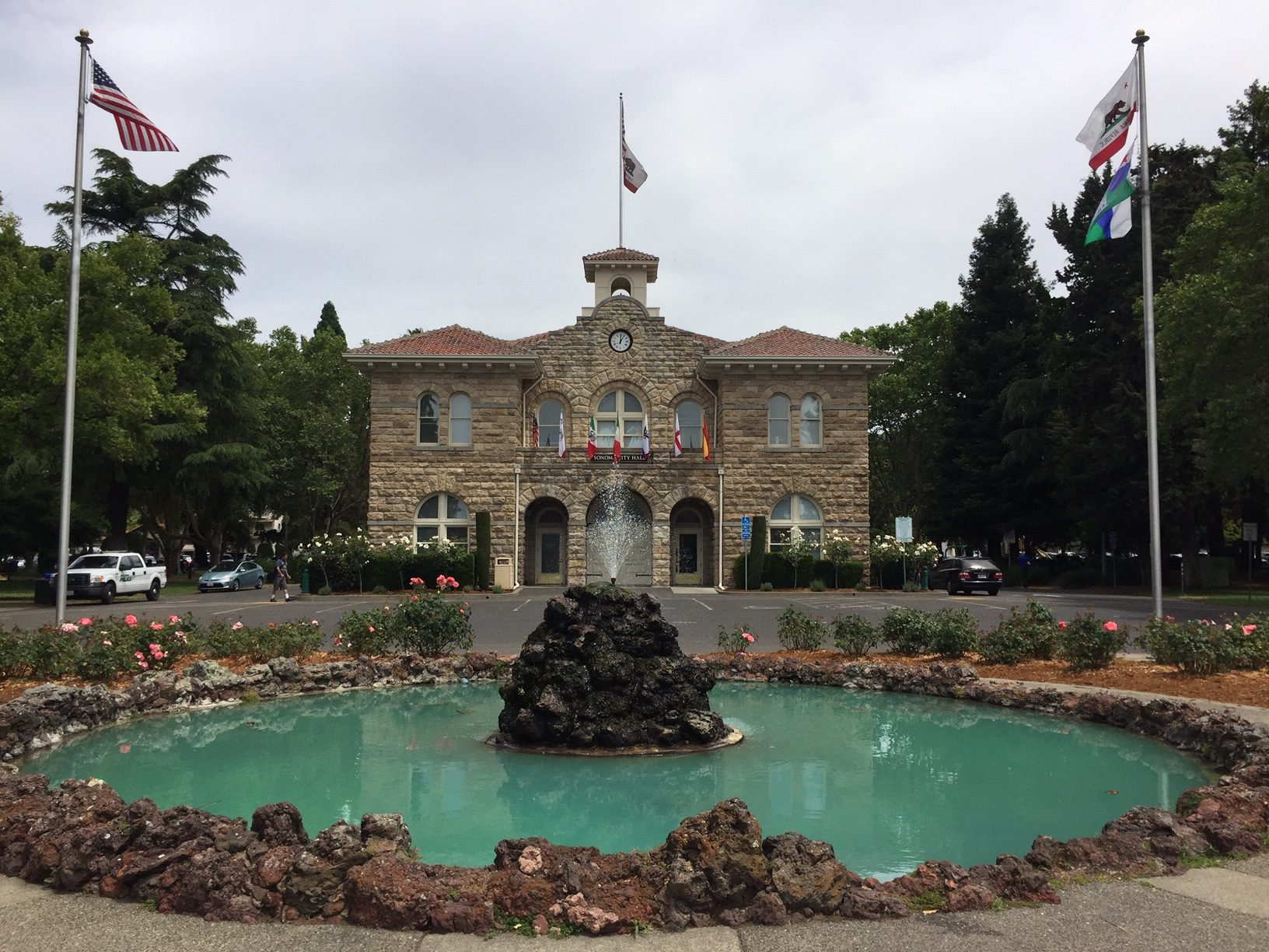 parks division city of sonoma