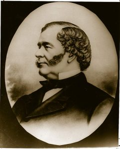 Portrait of General Vallejo