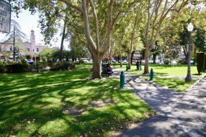 Sonoma Plaza Event Venue South East Quadrant