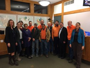 City Council with Sonoma City Water Staff