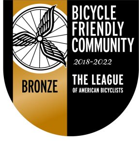 Bike Friendly Community Bronze Award