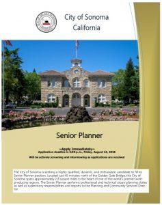 Senior Planner Brochure