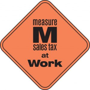 Measure M Local Sales Tax Logo