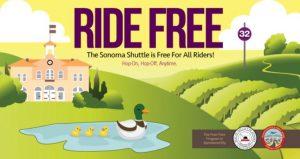 Route 32 Free Fare Program