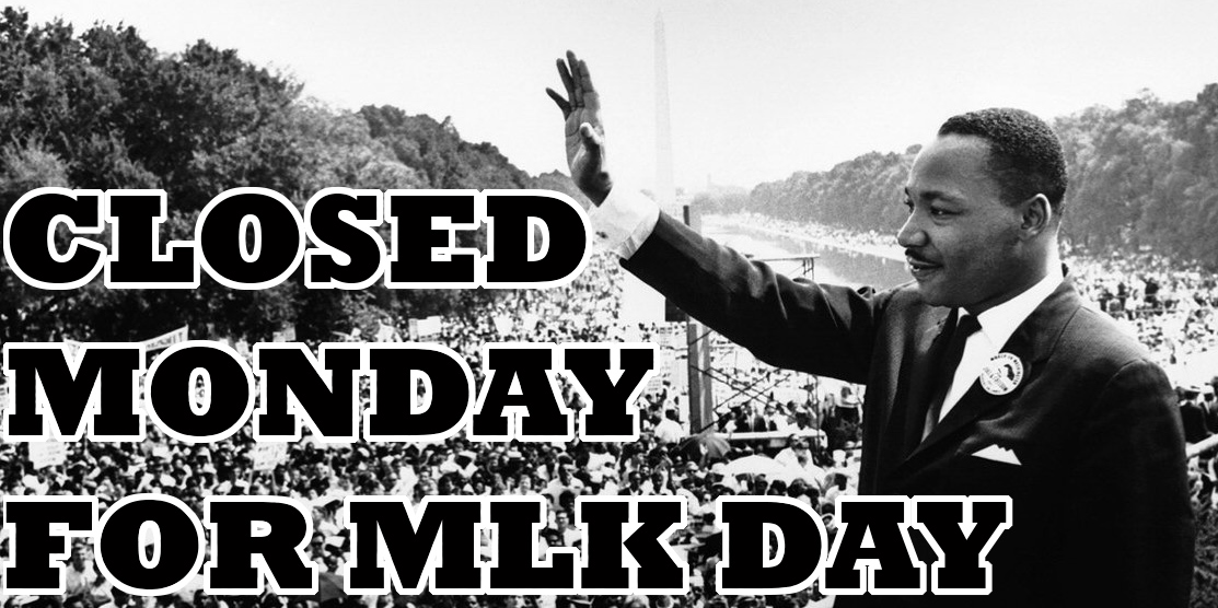 Martin Luther King Holiday City Offices Closed January 21 City Of