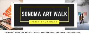 Sonoma Art Walk