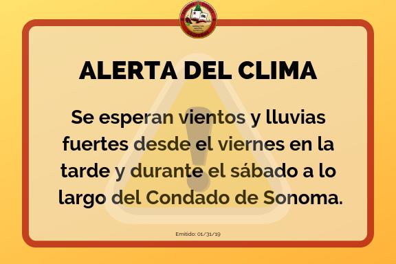AERTA DEL CLIMA