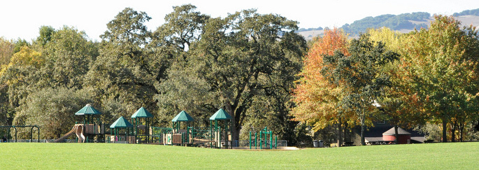 Maxwell Farms Regional Park Playground