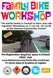 family bike workshop