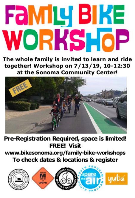 family bike workshop