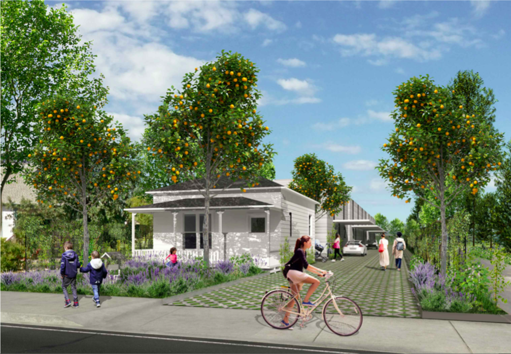 1121 Broadway Housing Project