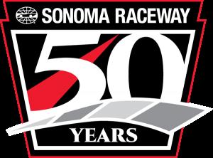 Sonoma Raceway 50th Anniversary