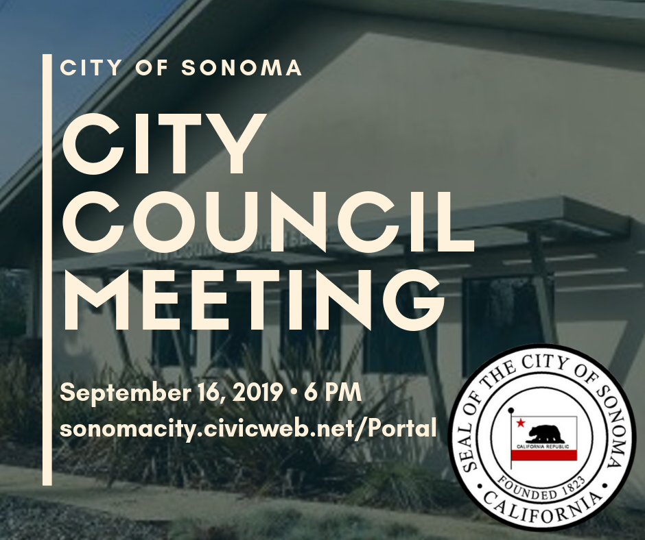 City Council Meeting September 16