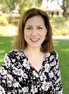Senior Management Analyst, Erica Jacobs