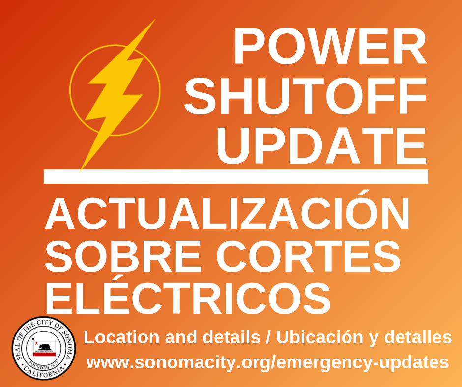 Power Shutoff Update