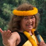 2020 Treasure Artist and founder of Hula Mai, Betty Ann Ka`iilana Bruno