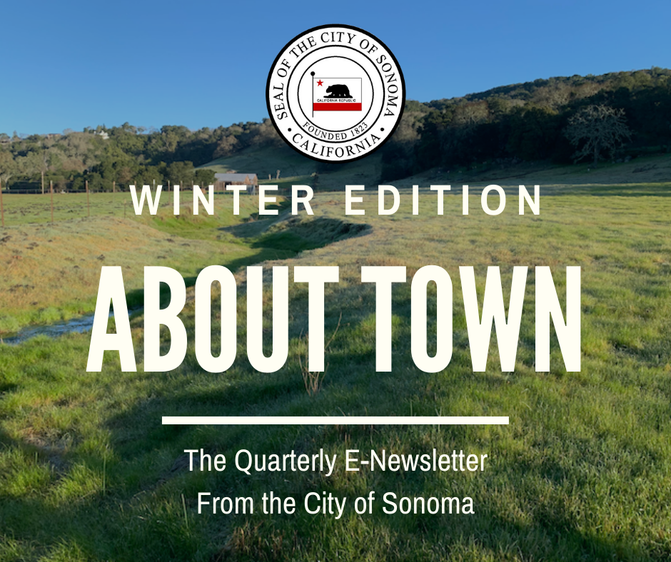 About Town, Winter Edition