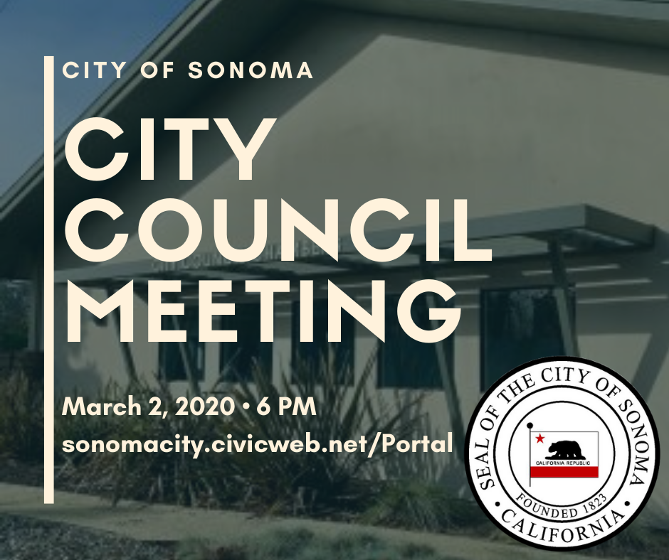 City Council Meeting, March 2