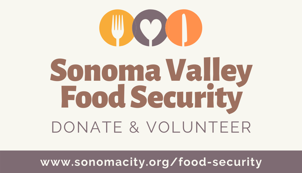 Sonoma Valley Food Security