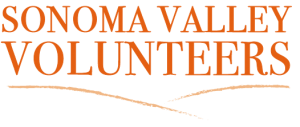 Logo Sonoma Valley Volunteers