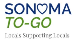 Logo for Sonoma To Go
