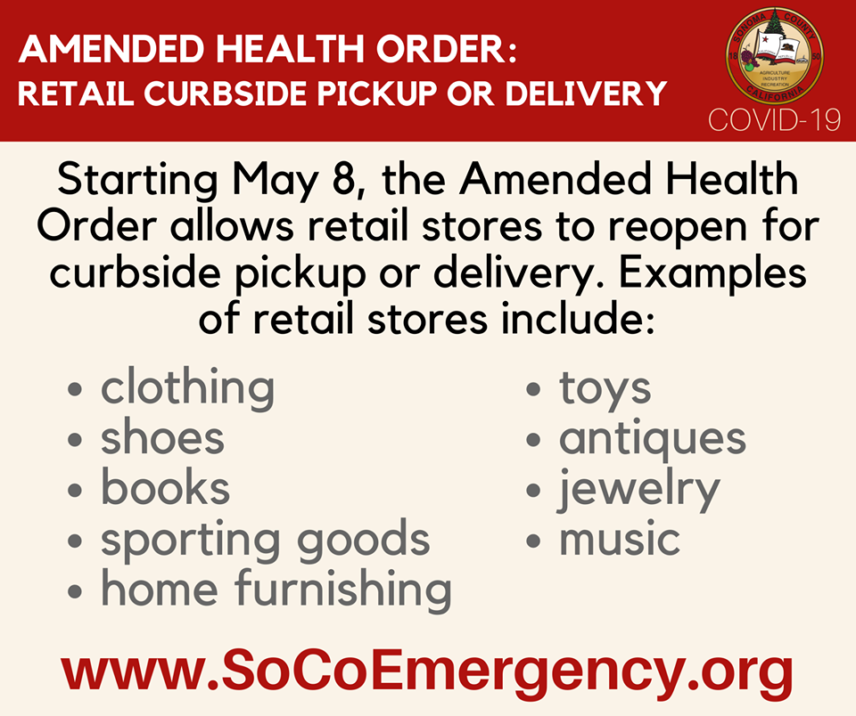 Amended Health Order