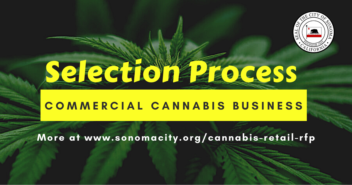 Selection Process for Commercial Cannabis