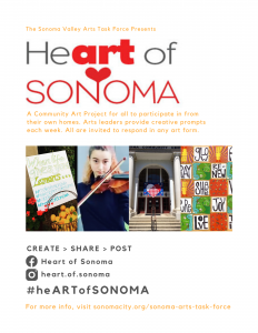 Heart of Sonoma Flyer - English