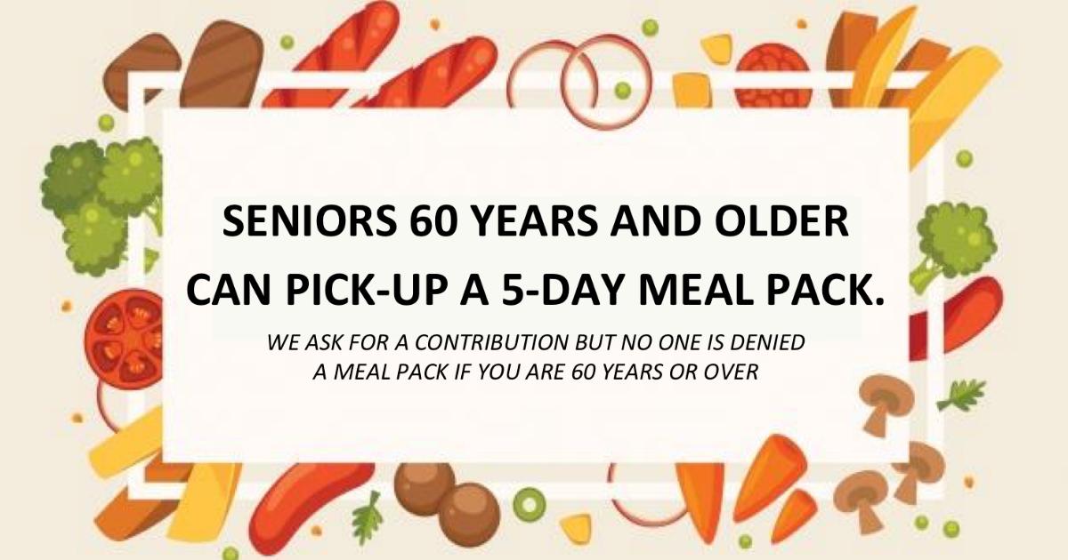Senior Meal Program