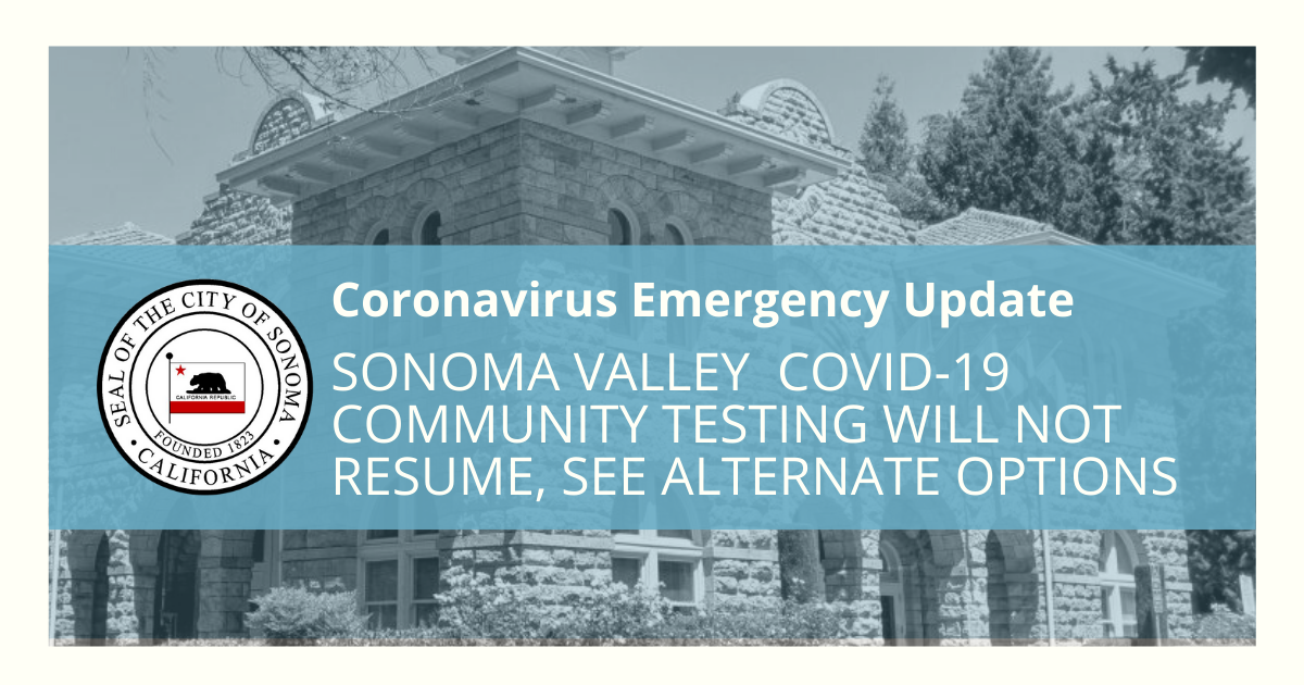 Coronavirus Emergency Update