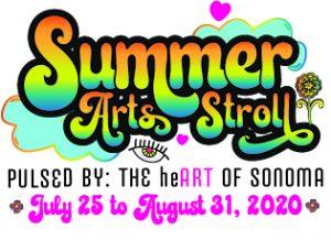 Summer Arts Stroll