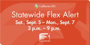 flex alert 3pm-9pm