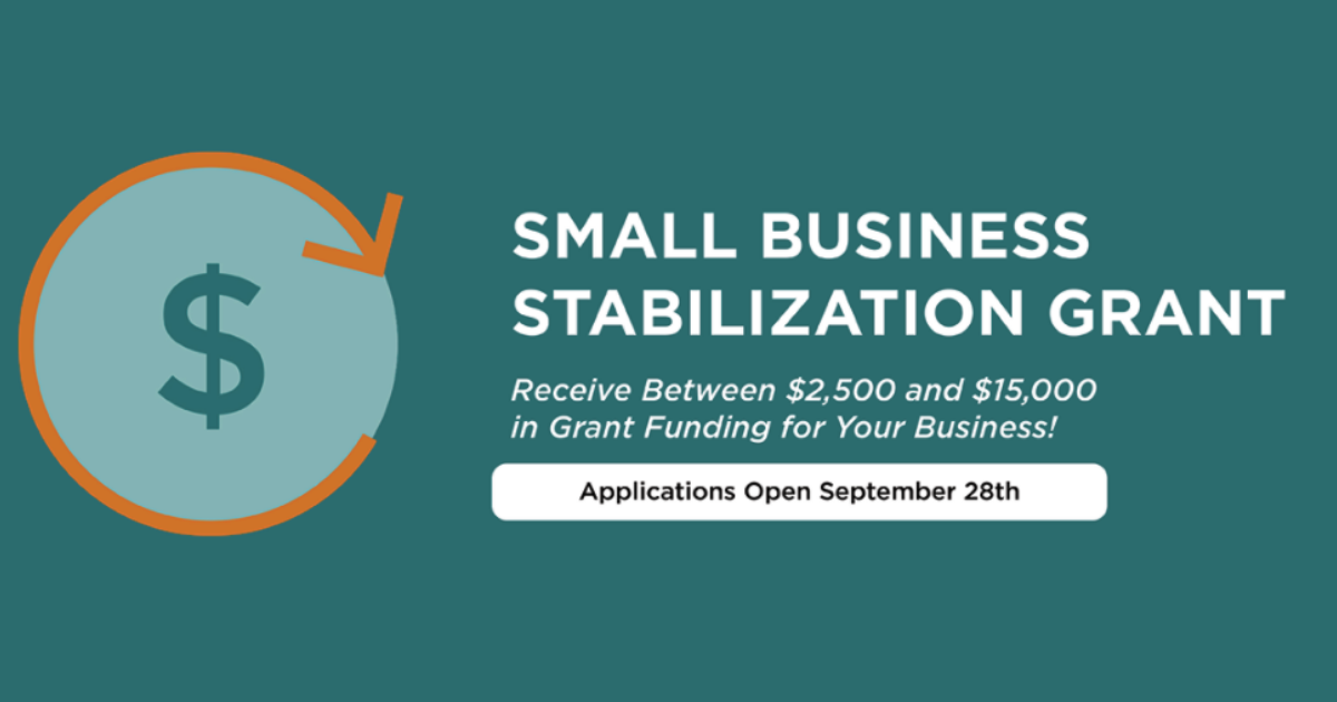 small business stabilization grants
