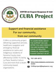 CURA Project English