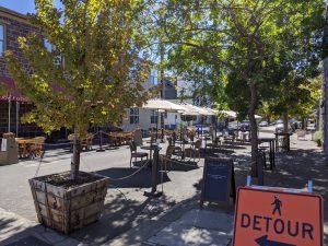 Temporary Street Closure