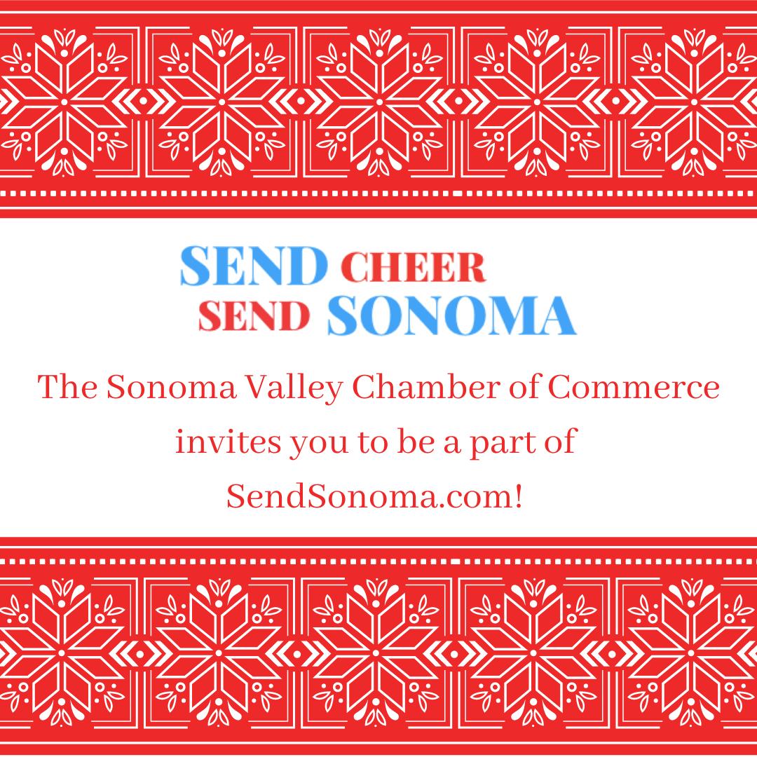 Participate in Send Sonoma