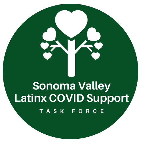 Sonoma Valley Latinx COVID Support Task Force Logo