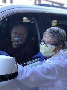 SVHP vax clinic