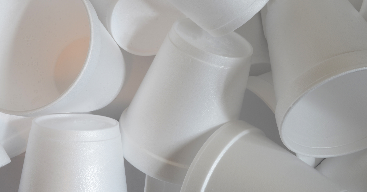 Polystyrene Foam and PFAS