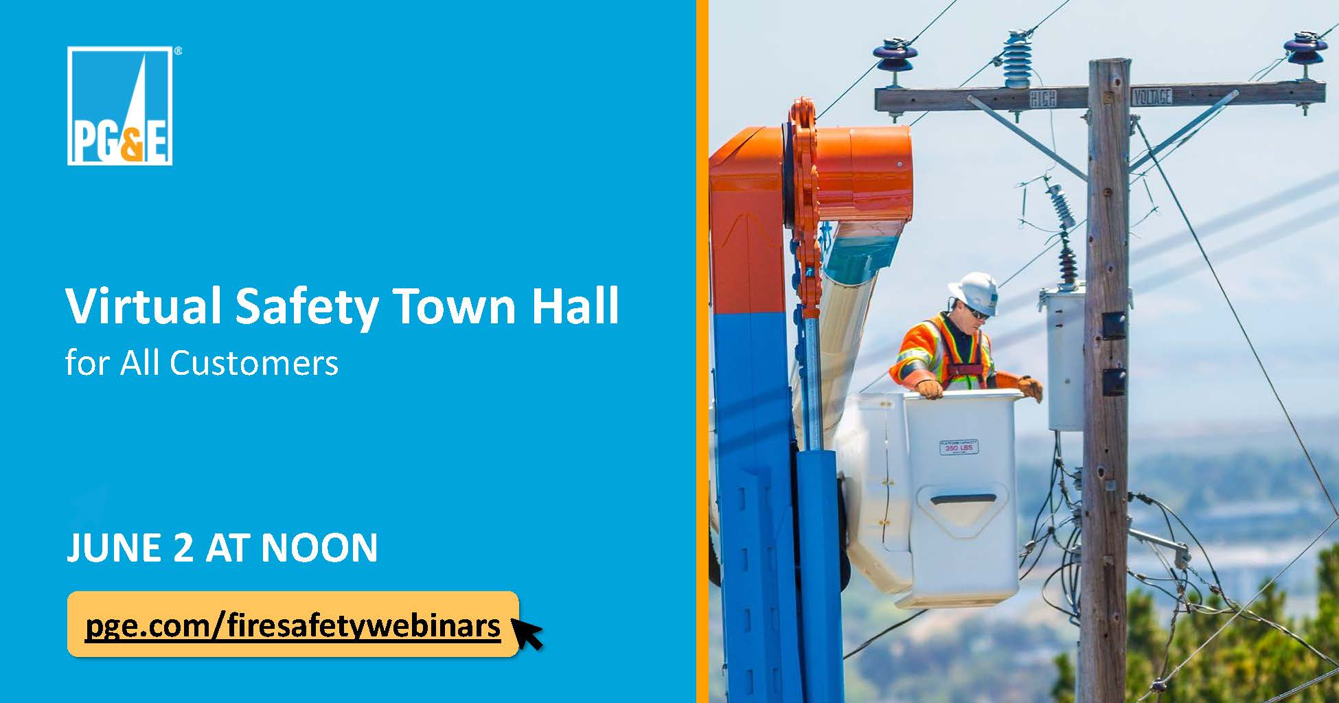 Virtual Safety Town Hall June 2nd