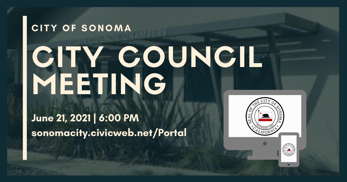 City Council Meeting 6.21