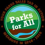 Parks for All logo