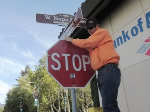 Street Sign Replacement