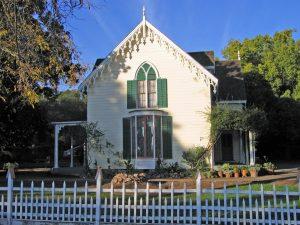 Vallejo Home at Sonoma State Historic Park